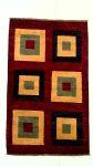 Tappeto Kazak modern 131 x 80 b