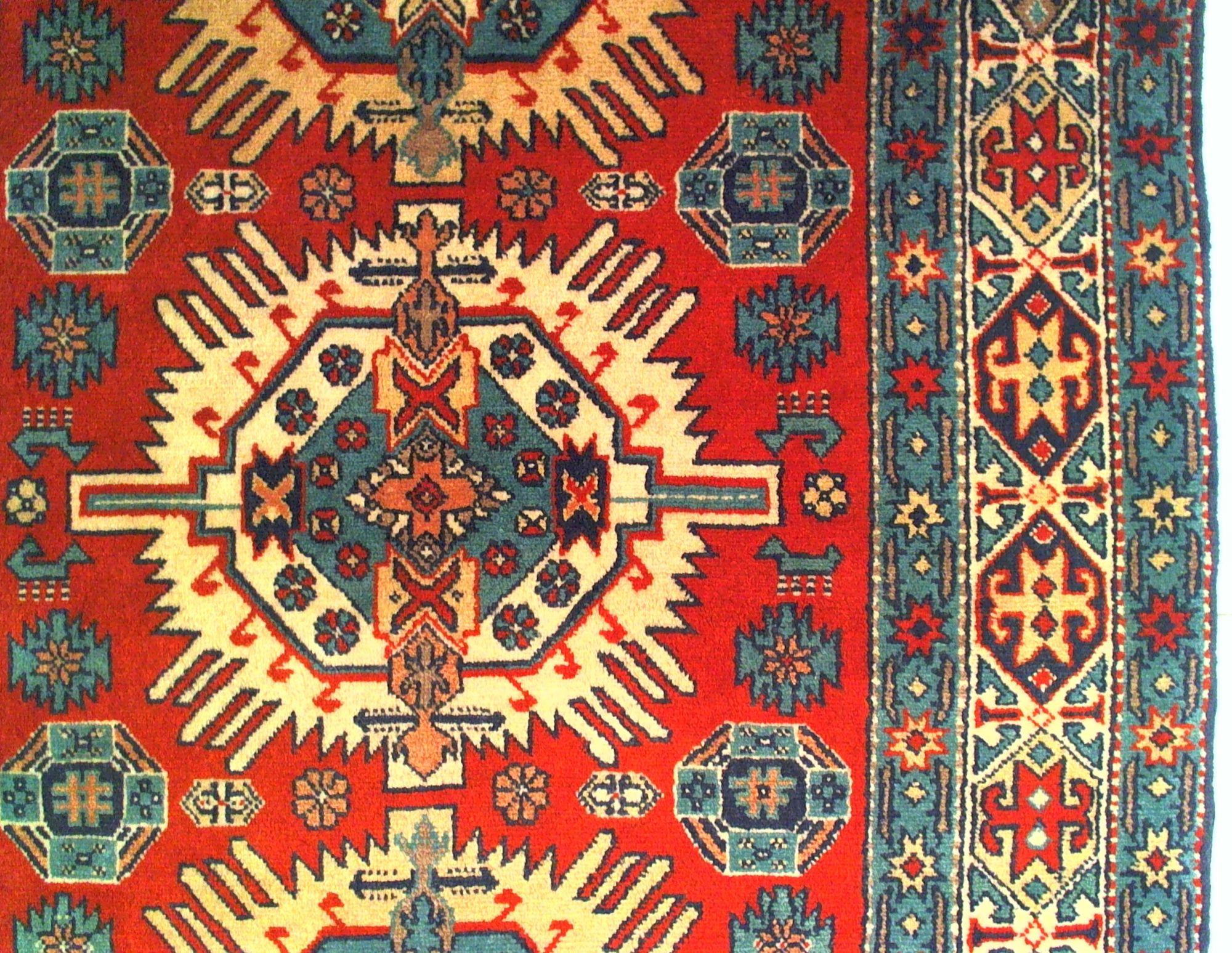 Carpet Scirwan Azerbaijan Old 168 X 105