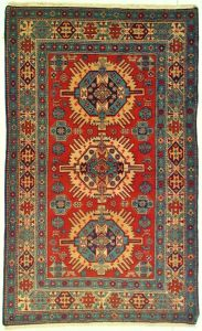 Carpet Scirwan Azerbaijan old 153 x 113