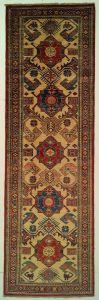 Carpet Runner Kazak Extra  257 x 78