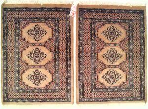 Tappeti coppia Kashmire 89 x 63