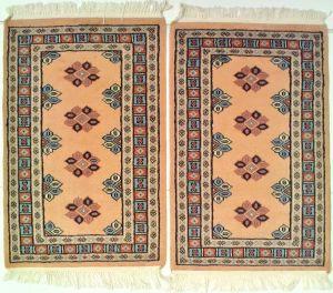 Tappeti coppia Kashmire 91 x 57