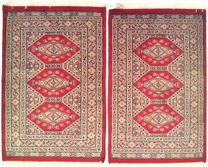 Tappeti coppia Kashmire extra 95 x 60