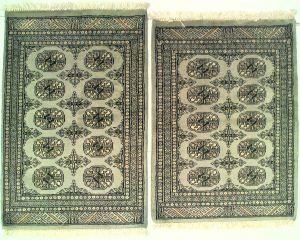 Tappeti coppia Kashmire 96 x 64