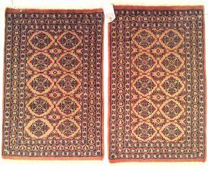 Tappeti coppia Kashmire extra 100 x 64
