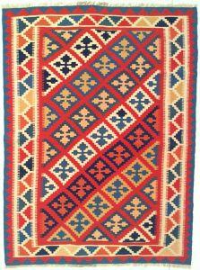 Tappeto Kilim Gashgai 163 x 120  V