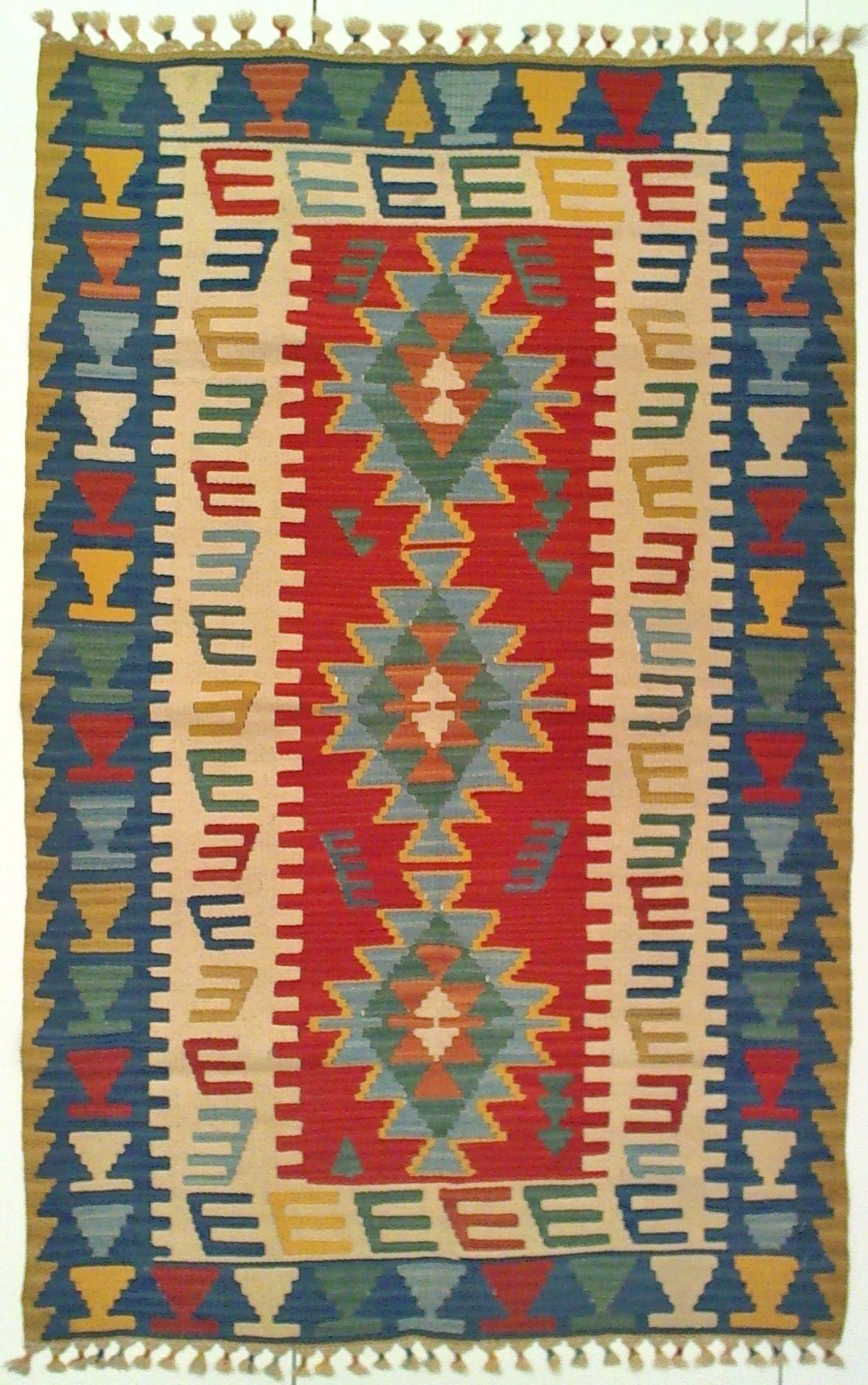 tappeti kilim antichi idee per il design della casa