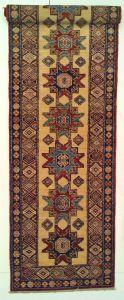 Carpet Runner Star Kazak 295 x 67