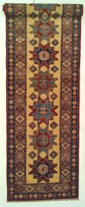 Tappeto passatoia Star Kazak 295 x 67 b  V