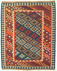 Tappeto Kilim Gashgai extra 193 x 153  V