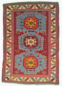 Tappeto Shirwan vecchio 155 x 102 *
