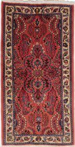 Tappeto Sarouk Extra 124 x 65