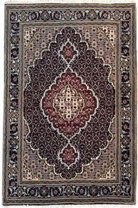 Tappeto Tabriz 50 Raj Mahi Cod 139036